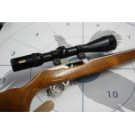 Ruger 10/22 Beech/ Stainless .22LR W/ Scope + Mod