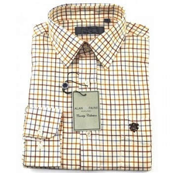 Ilkley Gents Shirt - CCHECK Country Check