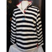 Cowdray Womens Striped Sweatshirt