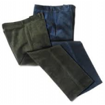 Ladies Stretch Molesking Trouser Olive