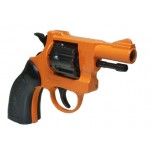 .22 Blank Revolver Orange Olympic 6 by Bruni