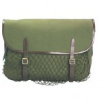 Game Bag Canvas by Bisley - Green