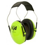 Kid By Peltor Ear Defenders - Yellow