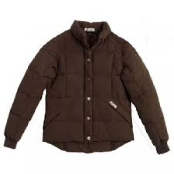 Henshawe Jacket Chocolate
