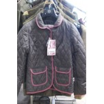42 Knots Quilted Jacket Brown
