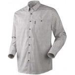 Lancaster Shirt - Blackberry Check