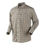 Milford Shirt - Orange Check