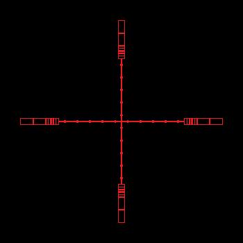 Sidewinder 30 SF 6-24x56 20x Half Mil Dot 17220
