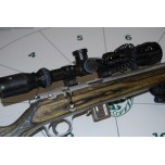 Marlin .17HMR  17VS W/. Scope, Bipod + Sound Moderator