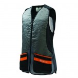 Beretta Silver Pigeon EVO Vest - Grey and Orange