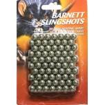 Barnett Slingshot Ammo - 140 Steel Balls