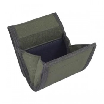 Pellet Pouch Green Canvas By Bisley