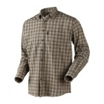 Burley Shirt Long Sleeved - Brindle Check