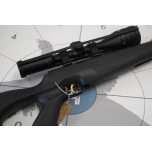 Weihrauch HW97KT Blackline .177 W/ Scope